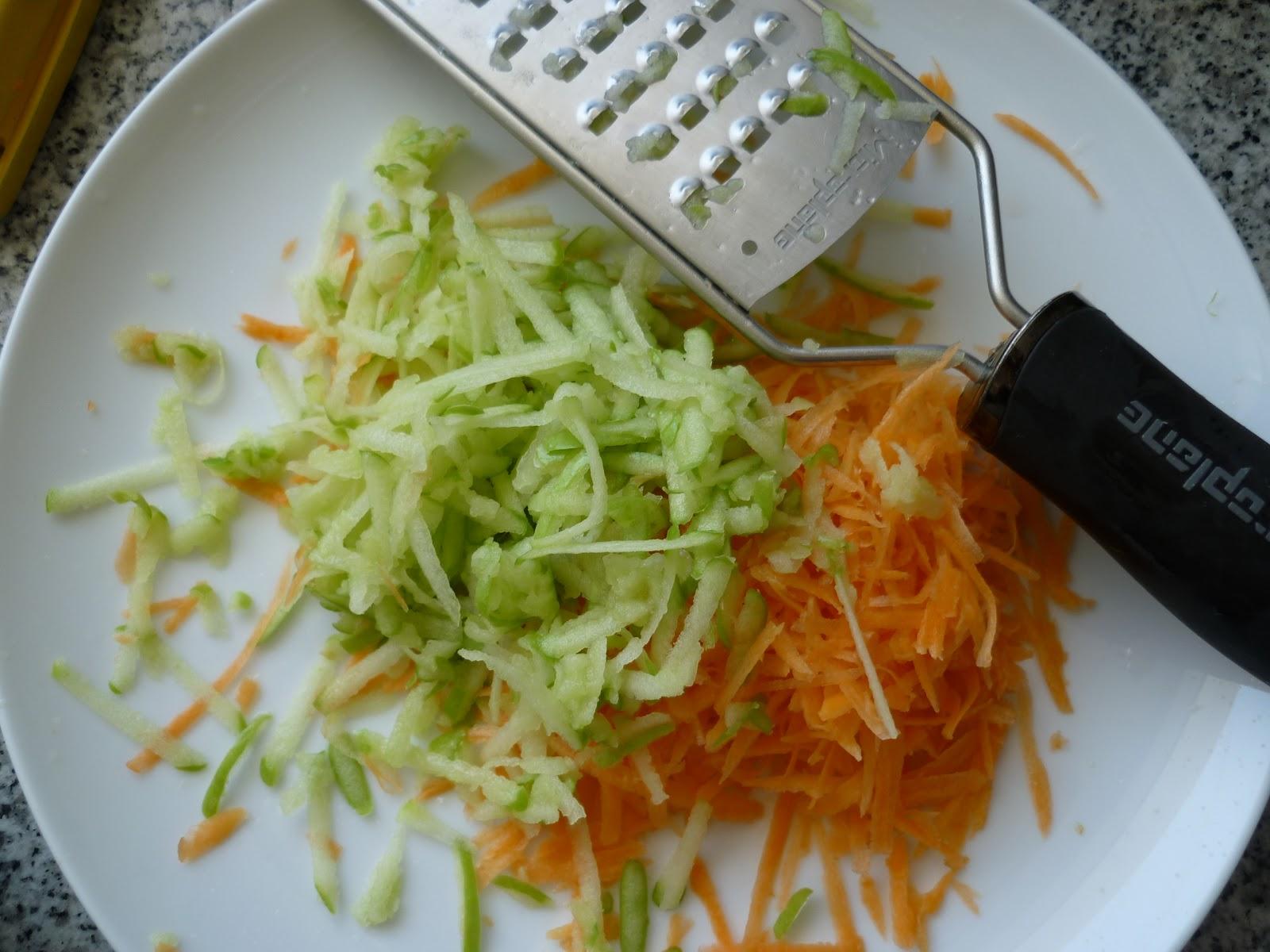 Ensalada de Zanahoria + Manzana Verde + Hojitas de Espinacas + Semillas Girasol - 02