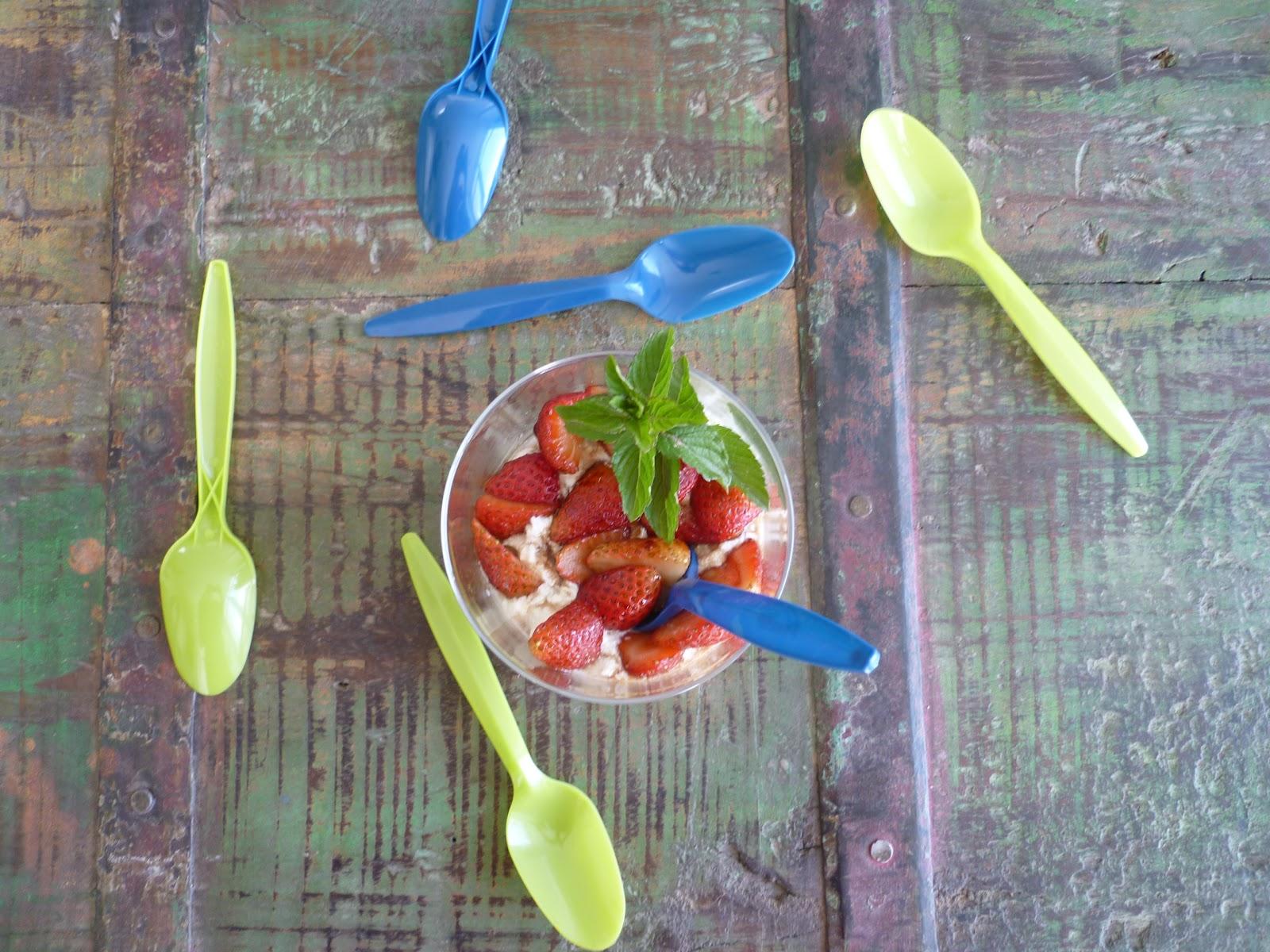 Frutillas con Crema - 07