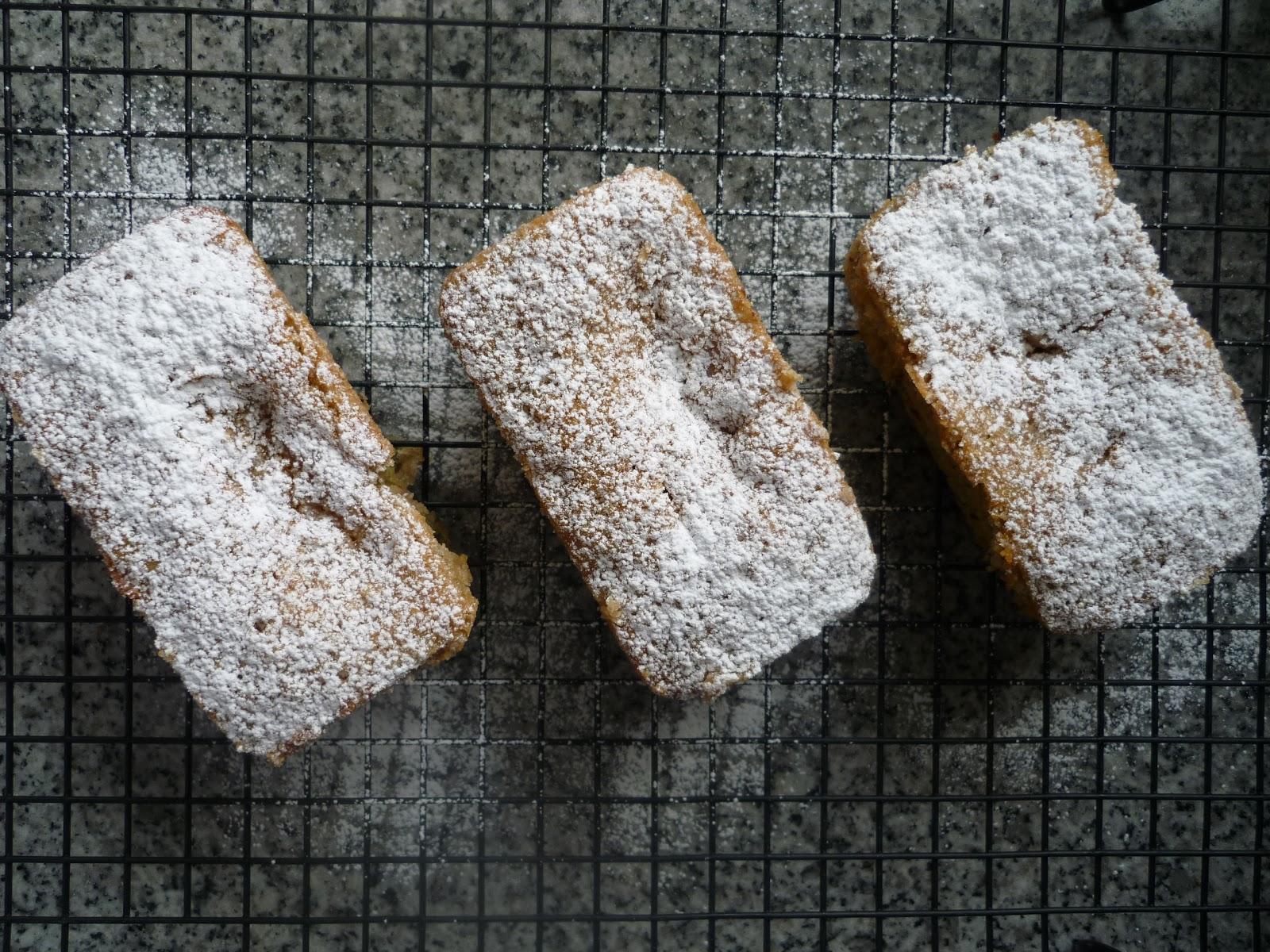 Pan de Zucchini + Nueces - 06