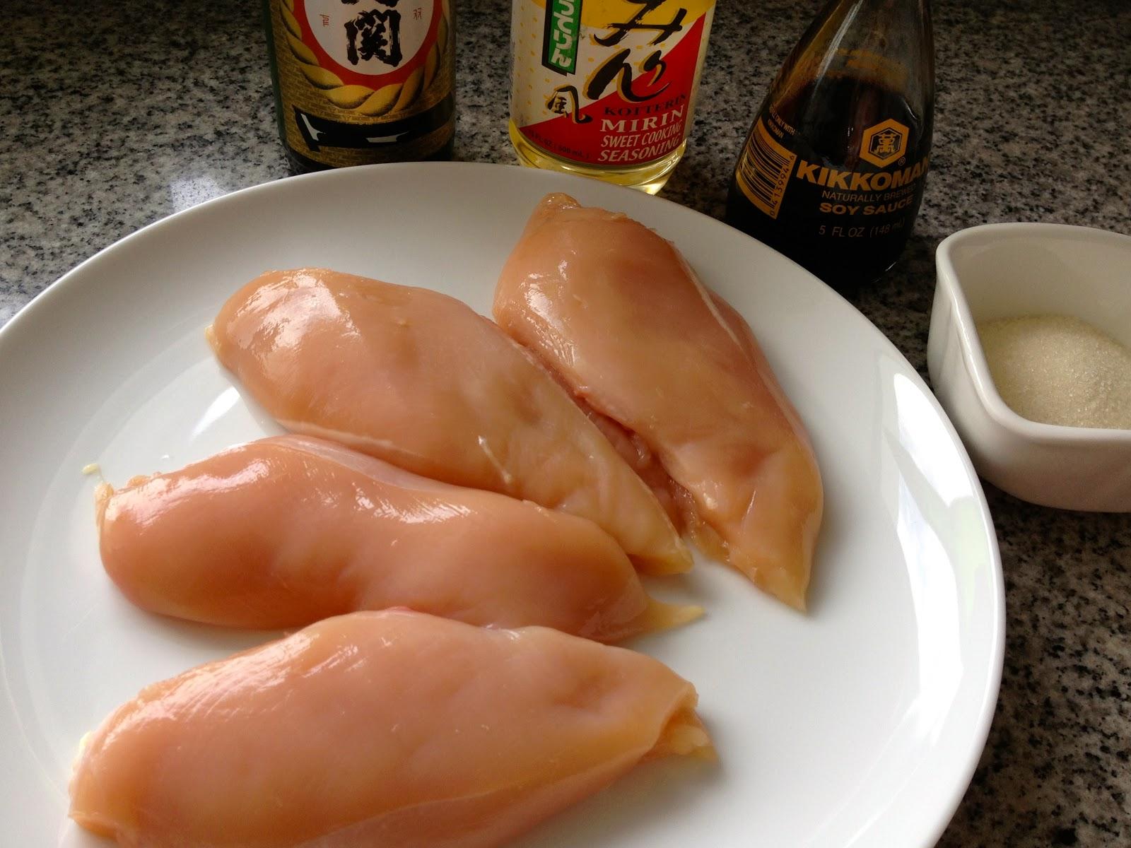 Pollo Teriyaki - 04