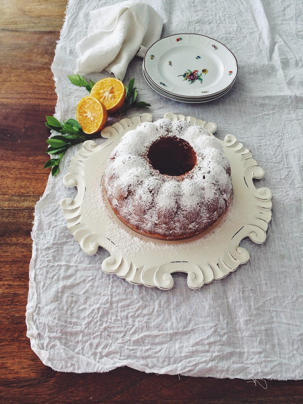 Cake de Naranja - 01