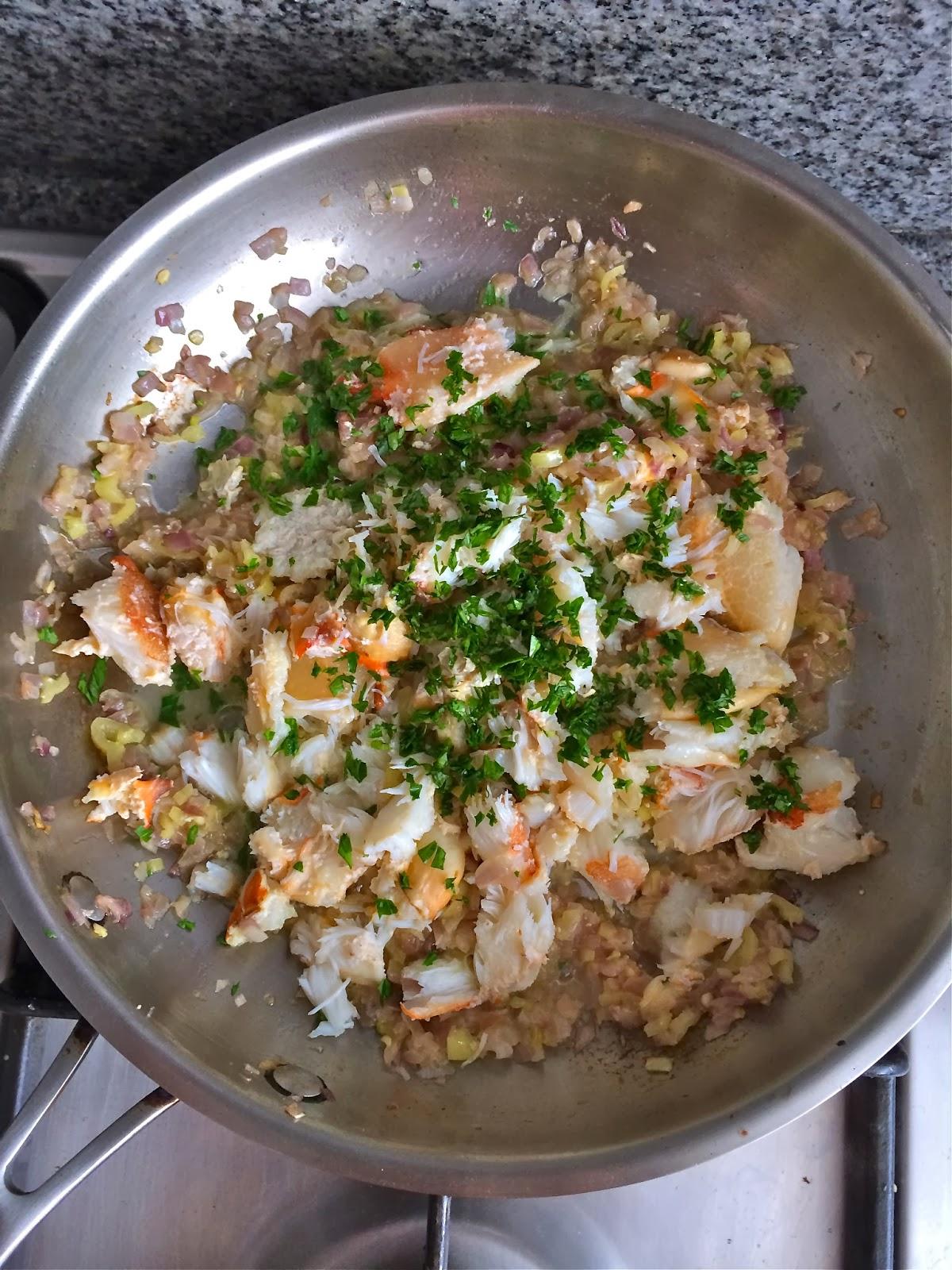 Empanaditas de Pangora a la Parmesana - 04