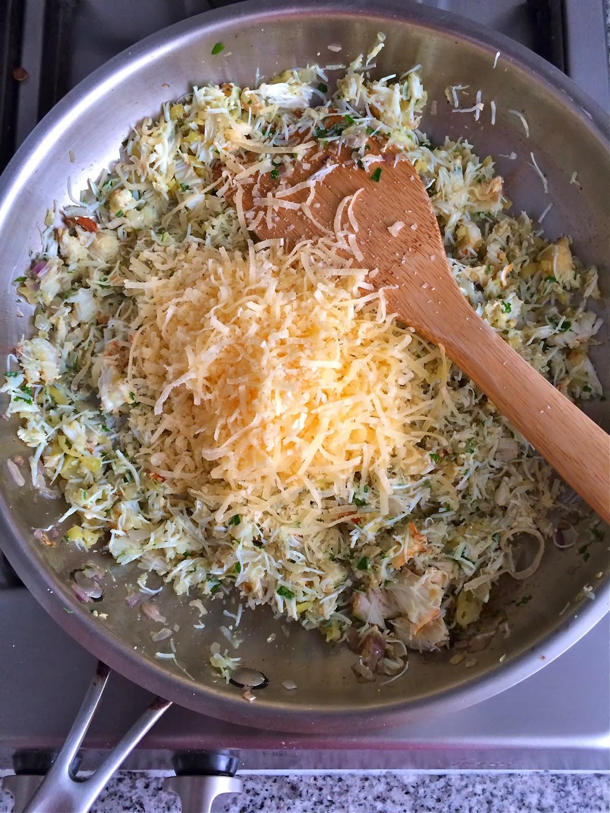 Empanaditas de Pangora a la Parmesana - 05
