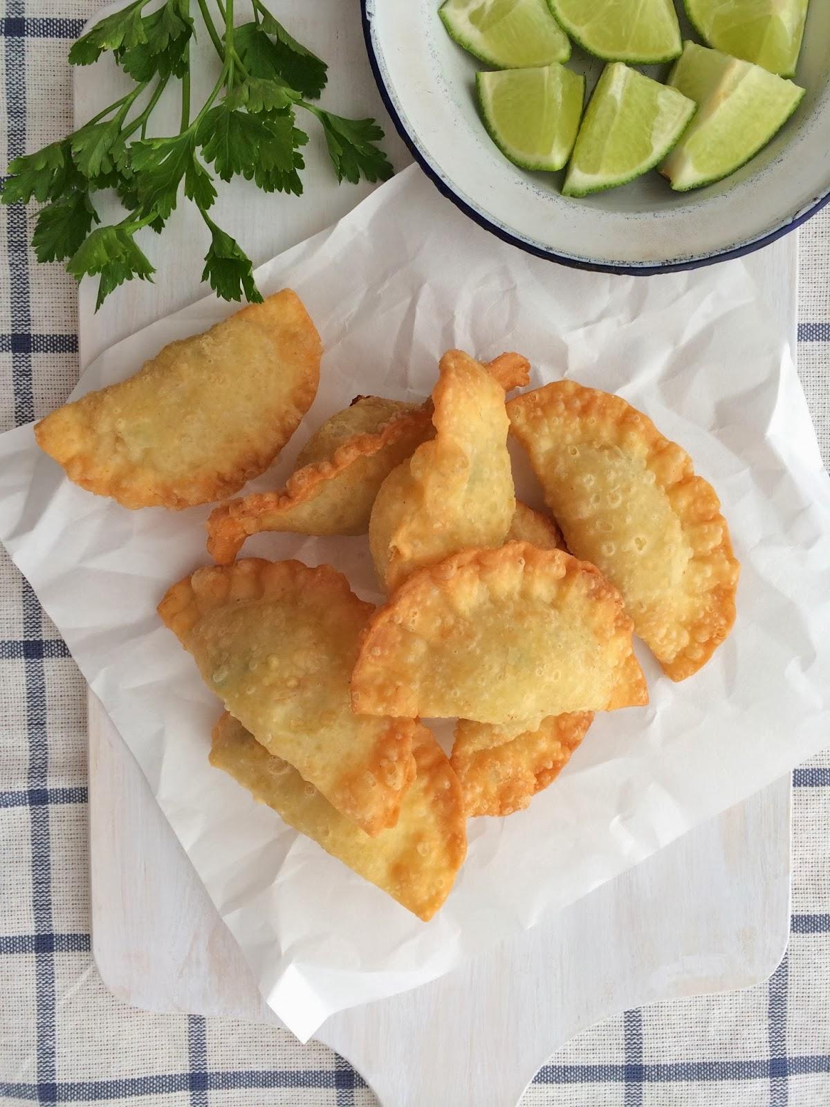 Empanaditas de Pangora a la Parmesana - 09