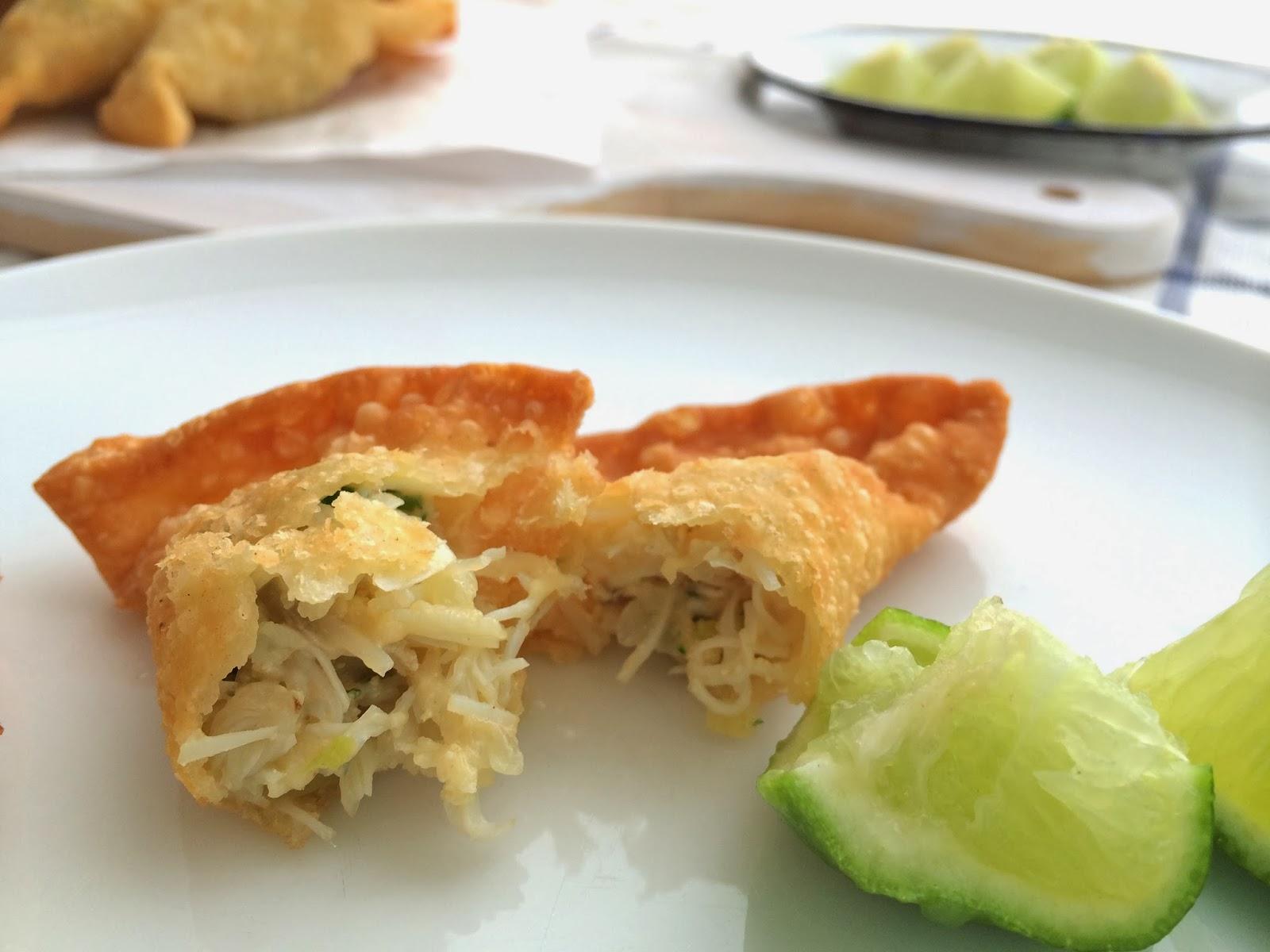 Empanaditas de Pangora a la Parmesana - 10